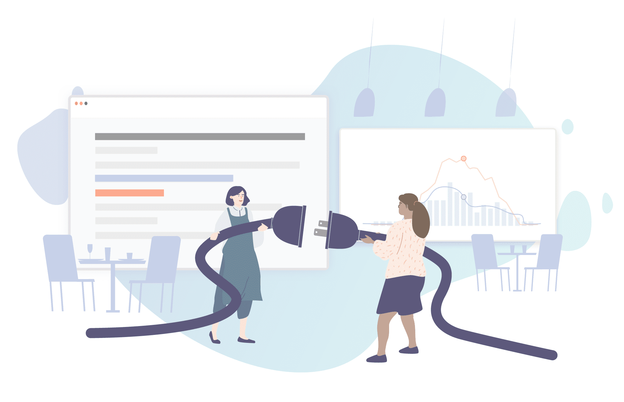 Shift Feedback illustration
