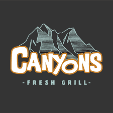 Canyons Fresh Grill Logo