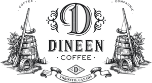 Dineen Coffee logo