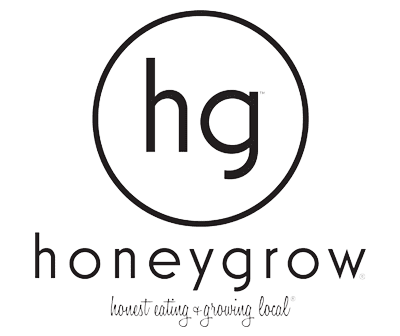 Honeygrow's Logo a 7shifts and Toast client