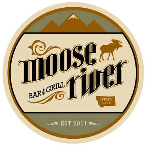 Moose River Bar and Grill logo