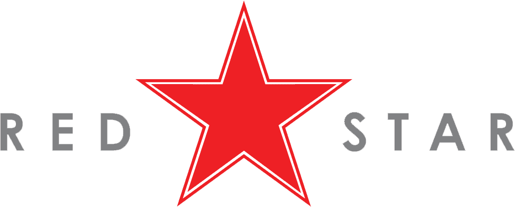 Red Star Taco Bar Logo