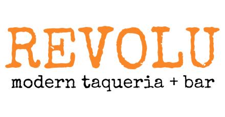 Revolu Taqueria logo
