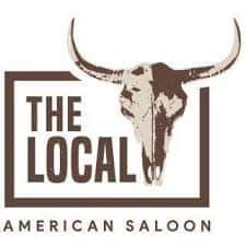 The Local American Saloon logo