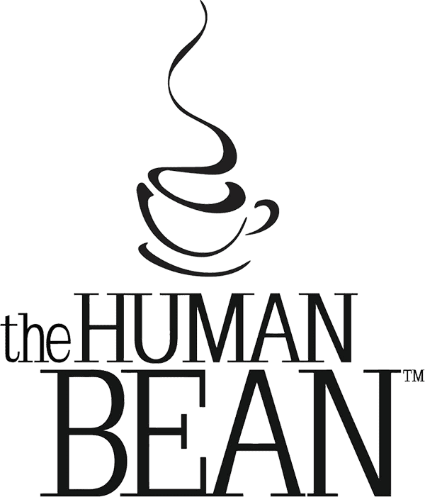 The Human Bean Logo