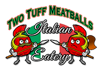 Two Tuff Meatballs logo