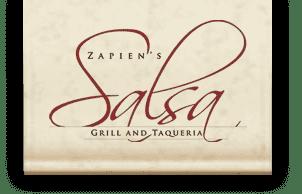 Zapien's Salsa Grill Logo