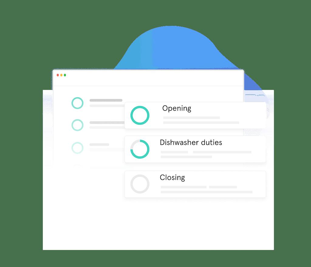 Custom tasks illustration