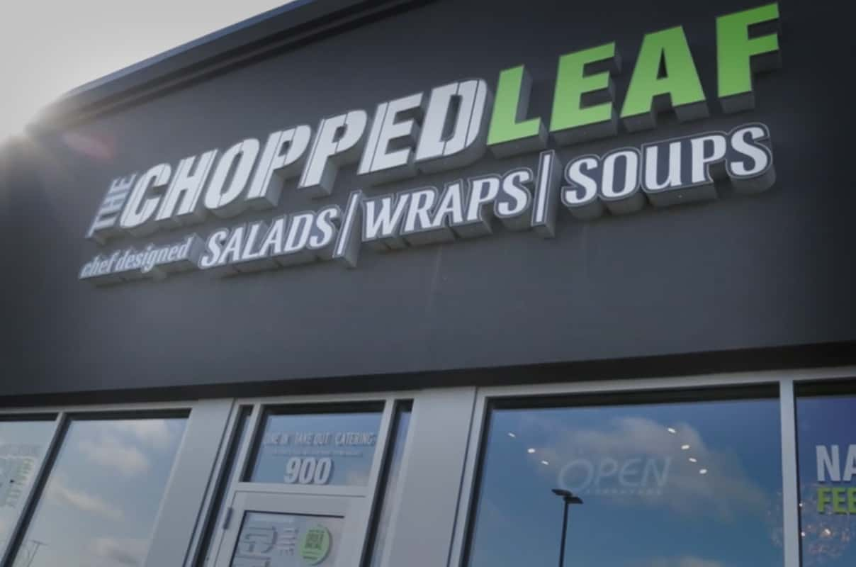 Chopped Leaf video testimonial