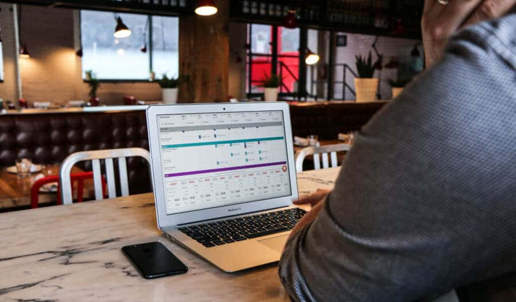 A restaurant photo of a 7shifts client: How Andolini's Uses 7shifts To Help Schedule With Empathy