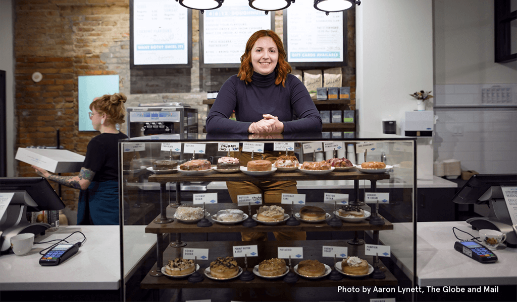 A restaurant photo of a 7shifts client: How Beechwood Doughnuts Streamlined Their Operations to Make 10,000+ Doughnuts A Week