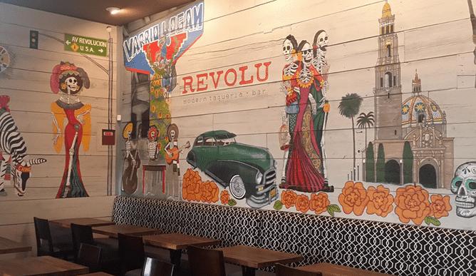 Revolu Taqueria testimonial